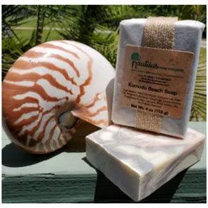 Komodo Beach: fragranced with essential oils of lavender and cedarwood